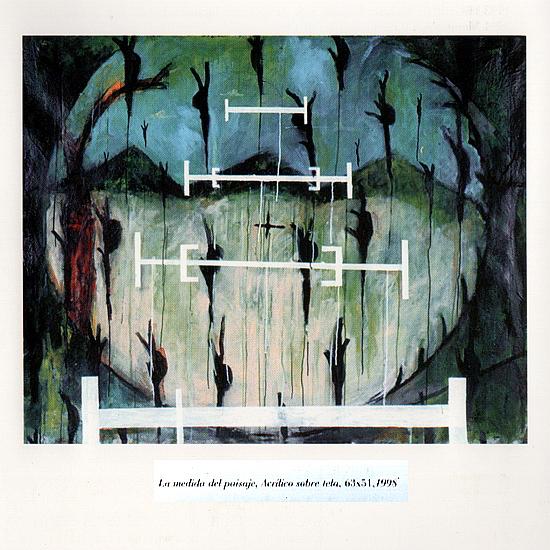 paisaje interno-la medida del paisaje javier martinez-Autogiro arte actual