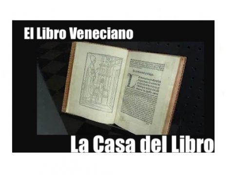El Libro Veneciano La Casa del Libro