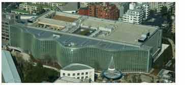 Centro Nacional de Arte de Tokio-Autogiro arte actual