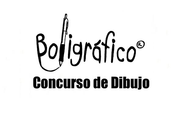 Boligrafico Concurso de Dibujo