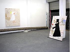 Fernando Pintado-Dalila Rodríguez-Autogiro arte actual