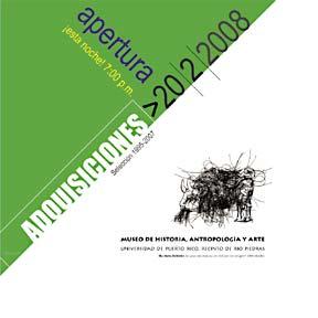 Adquisiciones Selección 1995 a 2007-Autogiro arte actual