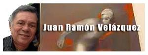 Juan Ramón Velázquez es un artista con mas de 40 años de trayectoria