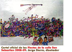 Jorge Sierra-Fiestas de la calle-Autogiro arte actual