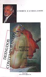 Andrés Candelario titulada Desnudos Contemporáneos