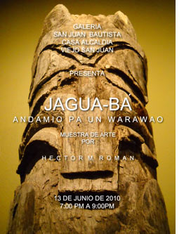 Jagua-ba de Hector Roman