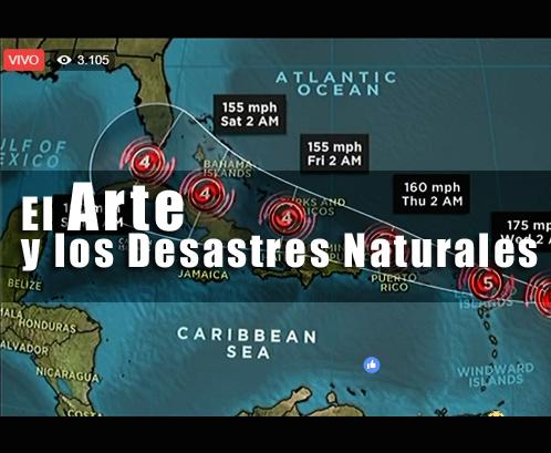 El Arte y los Desastres Naturales | Autogiro Arte Actual