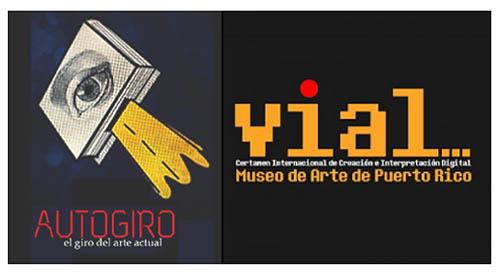 VIAL: Exposición y Certamen internacional de creación   Autogiro Arte Actual
