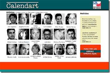 Calendart 2012_AUTOGIRO ARTE ACTUAL