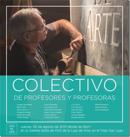 Colectivo de Profesores_autogiro arte actual