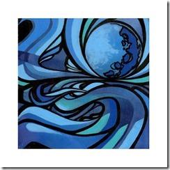Oscar Montes (Trek6) Blue moon contest_autogiro arte actual