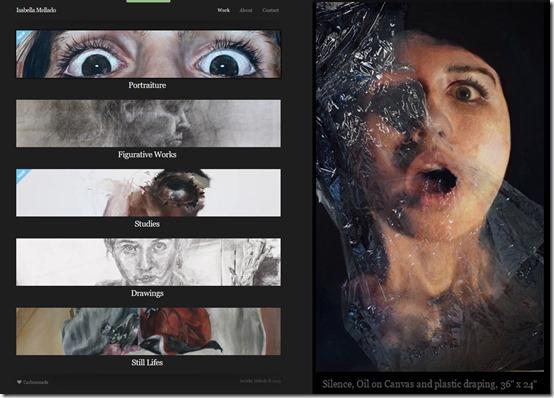 isabella mellado en galeria obra_autogiro arte actual