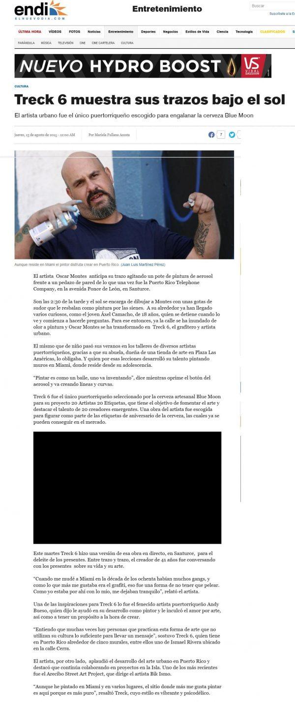 treck 6  Oscar Montes autogiro arte actual - Pintar es como un baile