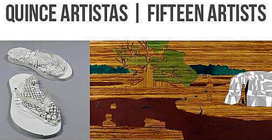 15 artistas | Gallery 501 |  Florida