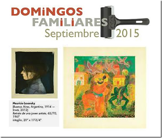 Domingos familiares oficial_Museo UPR_Autogiro arte actual