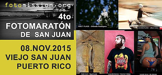 Fotomission | 4to maratón | San Juan