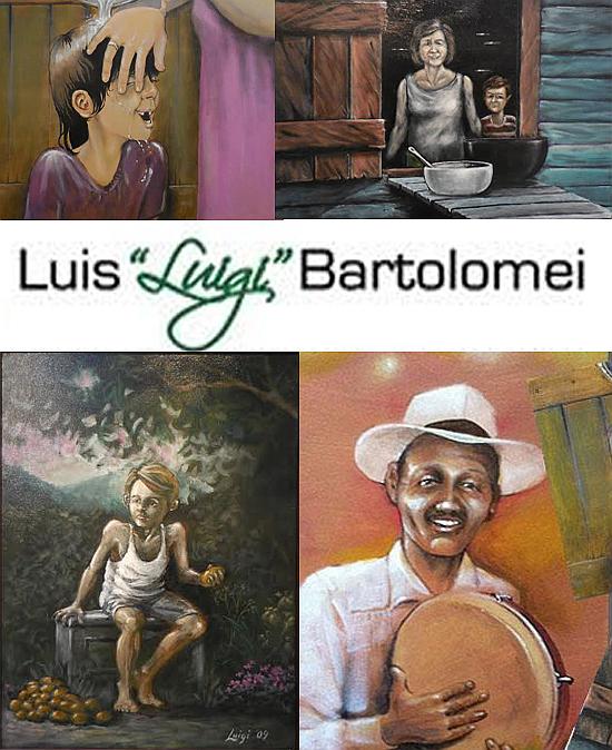 Luis Bartolomei | Fusión Isleña | Bellas Artes de Caguas