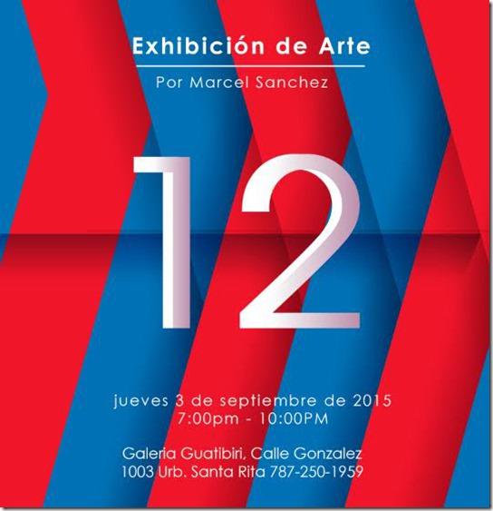 Marcel Sánchez en Galería Guatibiri_Autogiro arte actual