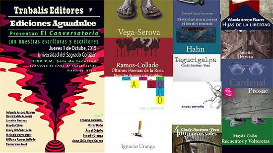 Conversatorio Aguadulce y Trabalis Editores