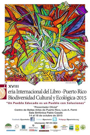 180 editoriales en la Feria Internacional del Libro de Puerto Rico