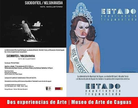 Dos experiencias de Arte | Museo de Arte de Caguas