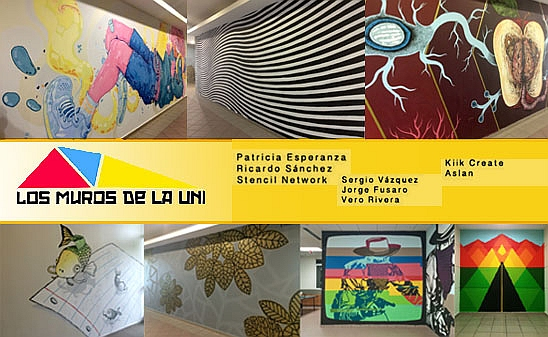 Los murales Pintados | UPR Bayamón