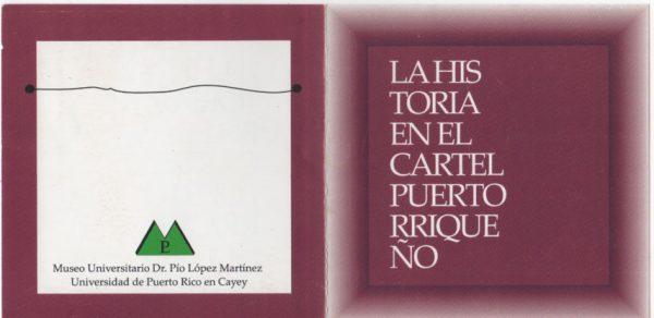 la historia en el cartel puertorriqueño-Autogiro arte actual