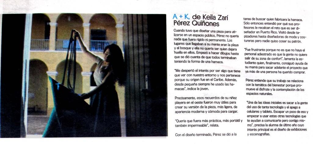 Diseñadores EAP-Bienal Diseño Madrid-Keila Zari-Autogiro arte actual