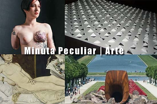 Minuta Peculiar |  Arte