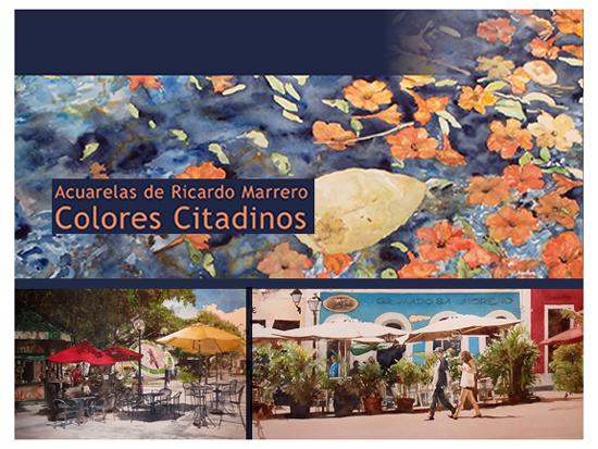 Ricardo Marrero Colores citadinos