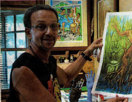Samuel Lind artista | Autogiro Arte Actual | arte contemporáneo