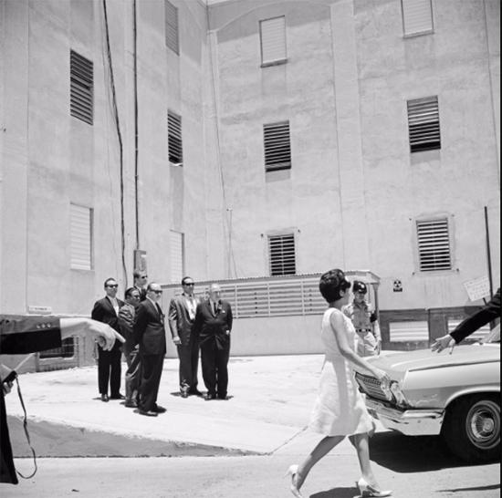 Vivian Maier en Puerto Rico-Autogiro arte actual