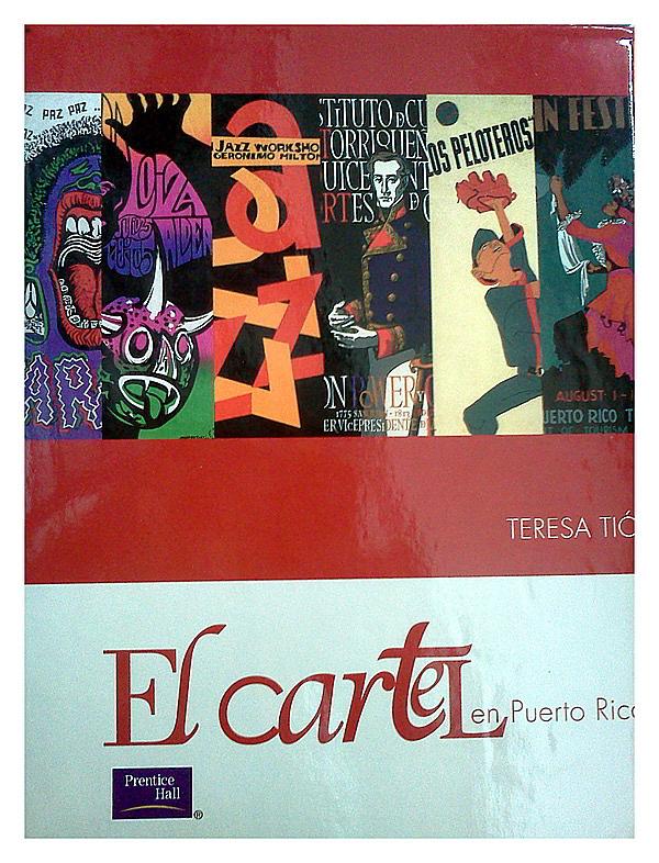 Libro el Cartel de Puerto Rico-portada-Autogiro arte actual
