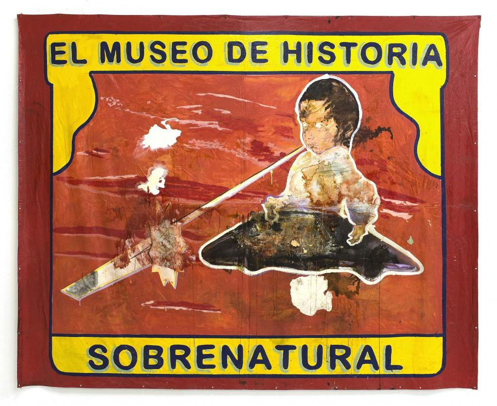José Luis Vargas-autogiro arte actual