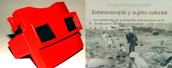 Estereoscopía y sujeto colonial