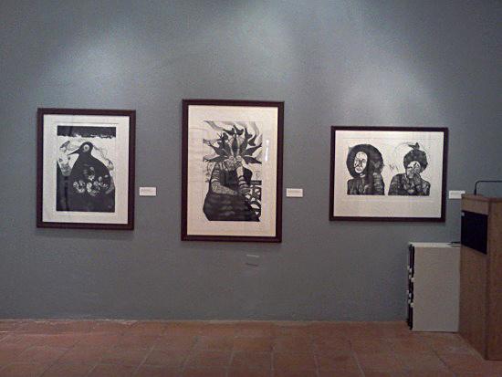 La trama imperceptible-Fernando Santiago Camacho-Autogiro arte actual 1