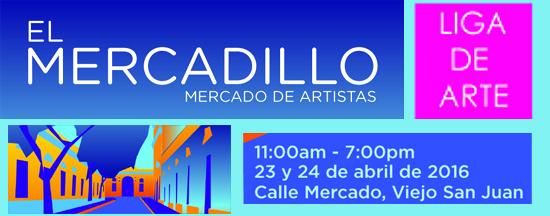 El Mercadillo: Mercado de artistas