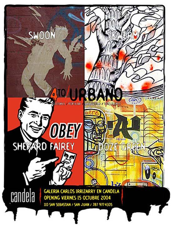 4to Urbano | Candela | 2004