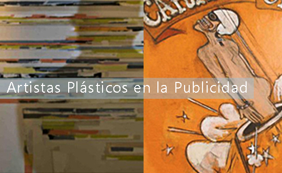 Artistas Plásticos en la Publicidad