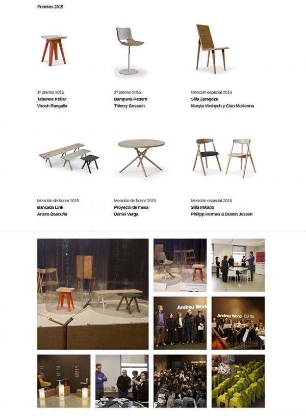 Concurso Diseño de Mueble-ganadores2015-Autogiro arte actual