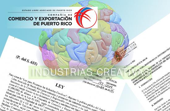 Industrias Creativas | Ley 173 | Diseño