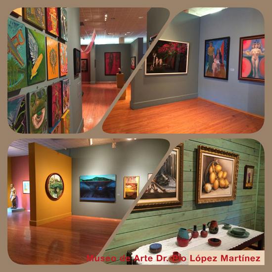 Reencuentro artistas en Cayey de Frade al presente