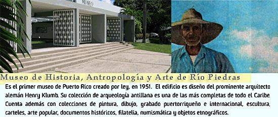 Museo UPR | Reseña | Sal de Paseo