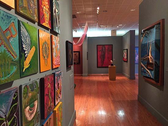 Reencuentro artistas en Cayey de Frade al presente4-Autogiro arte actual