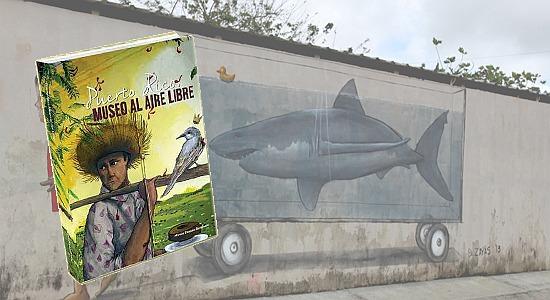 Street art Puerto Rico-Museo al Aire