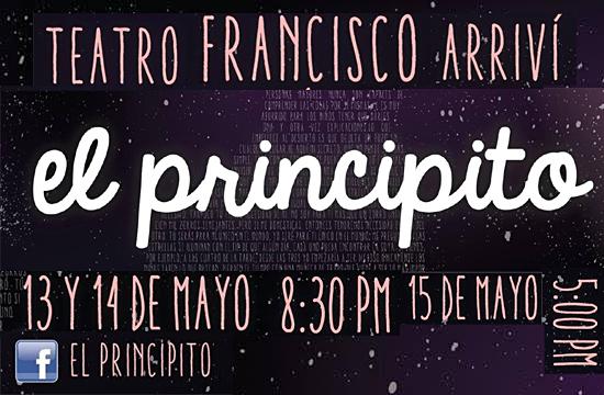 Un Principito Joven | Teatro Arriví