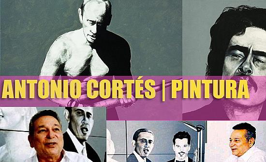 Antonio Cortes | Pintura | arte contemporáneo
