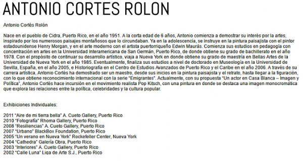 Antonio Cortes-biografia-Autogiro arte actual