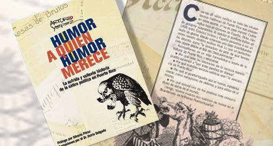 Humor a quien humor merece livro de arturo yepez