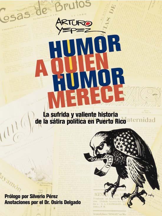 Humor-a-quien-humor-merece-portada-Arturo Yepez-autogiro arte actual